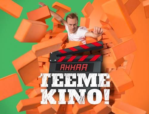 """""""Ahhaa TEEME KiNO!"""" näitus"""