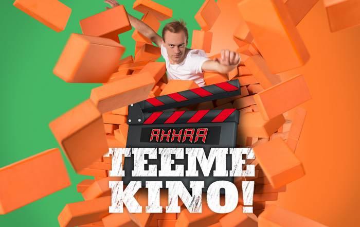 Ahhaa Teeme Kino turundustaust