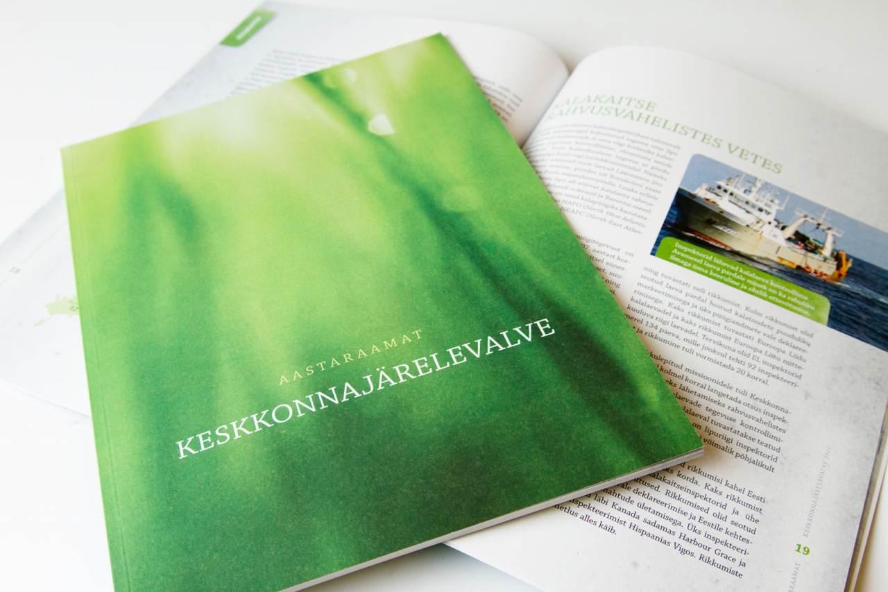 Keskkonna järelvalve aastaraamat