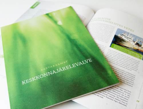 Keskonna järelvalve aastaraamat