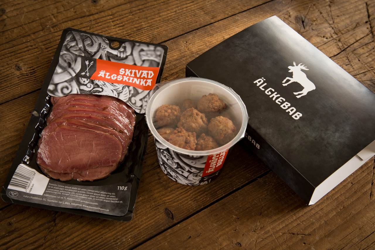 Liivimaa Lihaveise lihatooted Rootsi turule