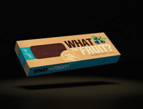 """What the fruit?"" bränd"