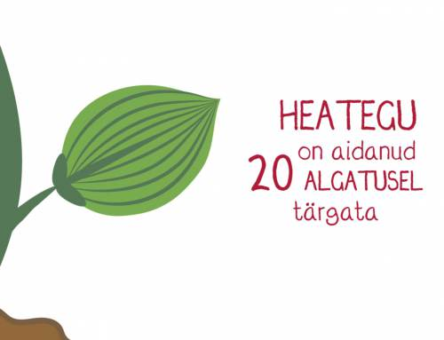 Heateo Sihtasutus 15