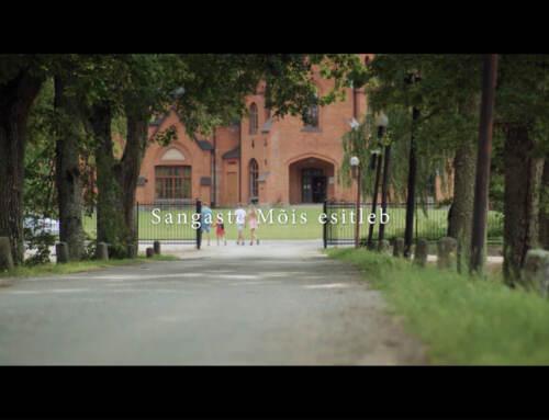 Promotional video for Sangaste Ringtall