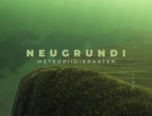 Neugrundi meteoriidikraater Läänemeres